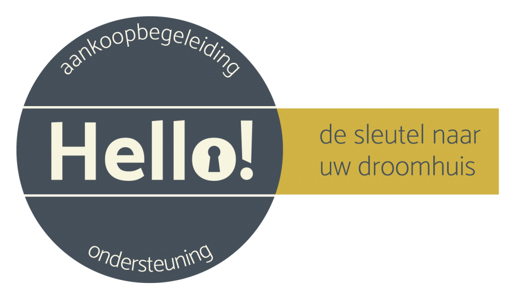 Hello! Aankoopbegeleiding logo
