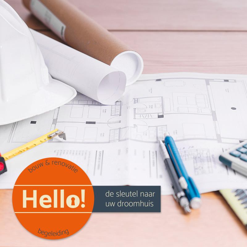 Hello Begeleiding: bouw- en renovatiebegeleiding