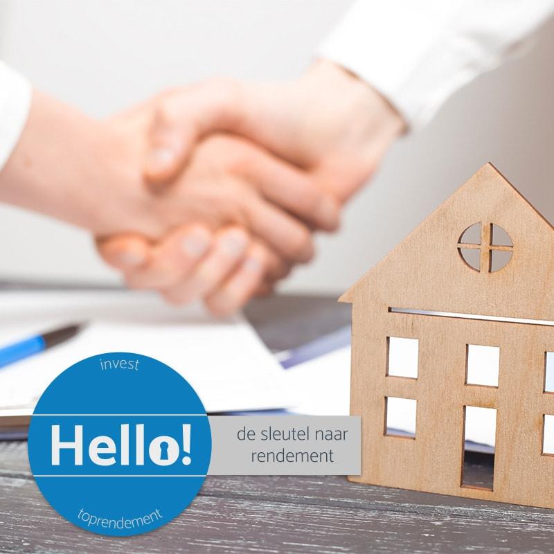 Hello Invest: vastgoedinvestering met rendement.